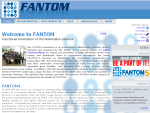FANTOM web resource